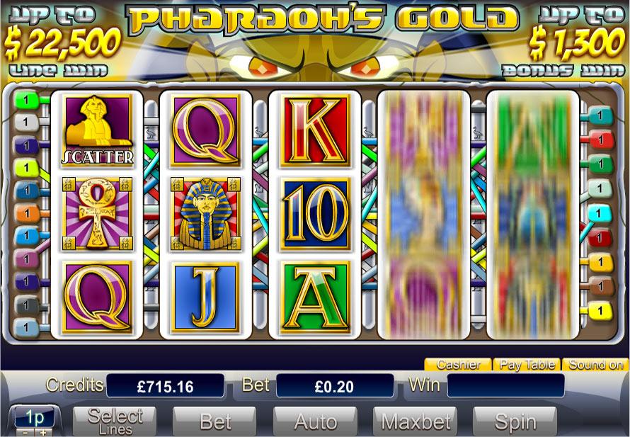 Pharaohs gold casino hard rock casino flordia